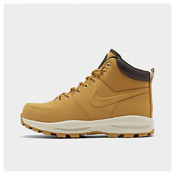 reputable site 78460 9540b Nike Mens Manoa Leather Boots, Brown